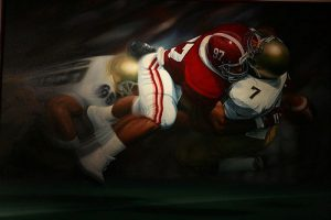 Brain Injury in Football Players