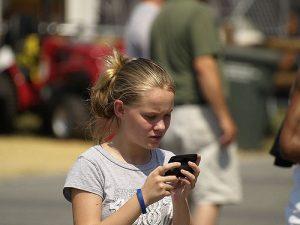 mental health crisis text line